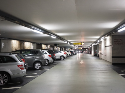 OR Tambo Airport Car Parking